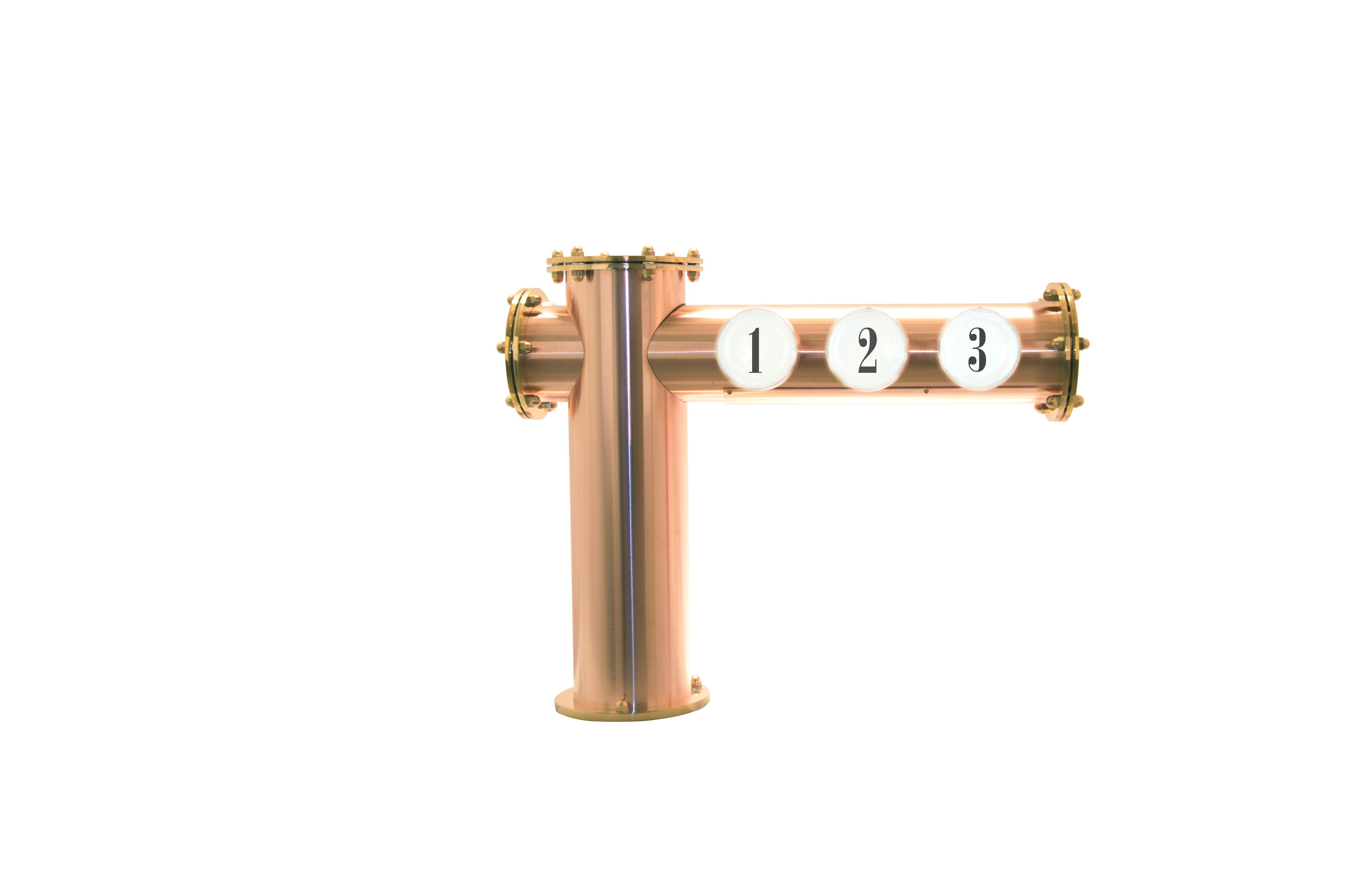 copper beer font