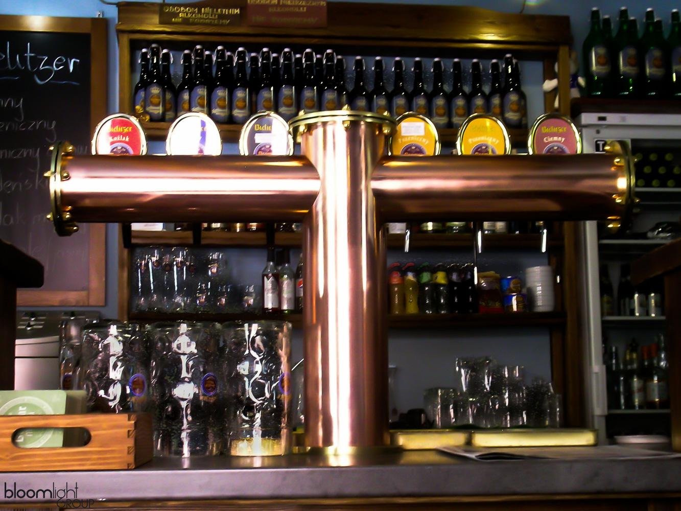 kolumna do piwa