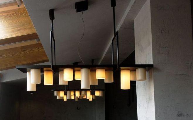 lampa miedziana minibrowar