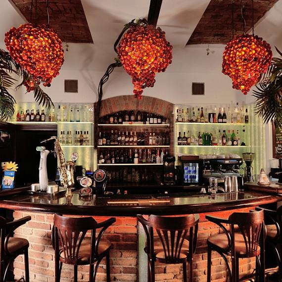 lampy do restauracji