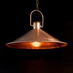 copper lamp pendant 50cm (1)