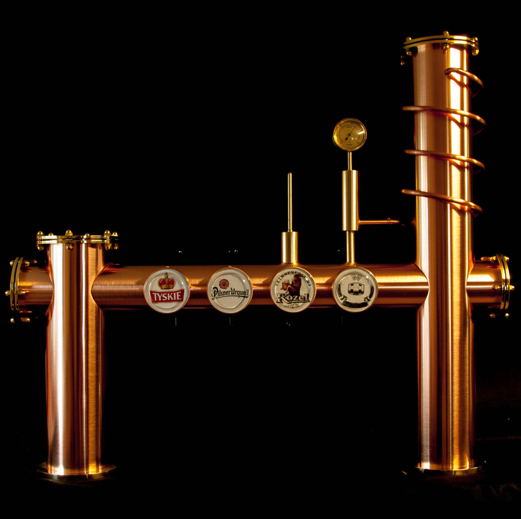 copper-tap-beer-tower-saaz_